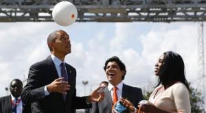 Obama Soccket