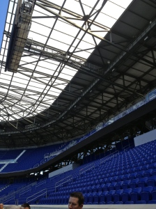 Red Bull Arena Translucent Roof