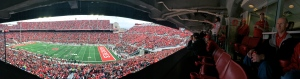 Panorama at Ohio Stadium