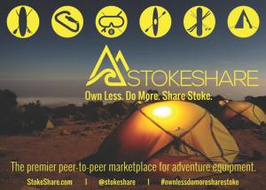 STOKESHARE AD1