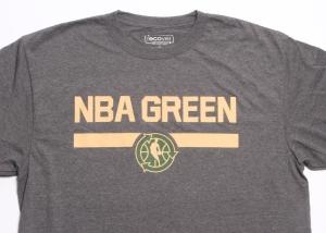 Recover NBA Green
