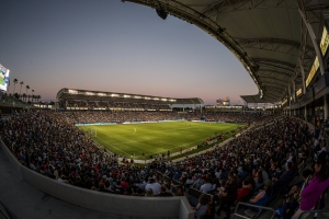 2016 Season: LA Galaxy v Vancouver Whitecaps at StubHub Center on July 4, 2016 in Carson, CA. (Photo By Stephanie Romero/LA Galaxy) - - @LAGalaxy - - www.LAGalaxy.com - -
