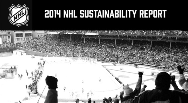 nhl sust report