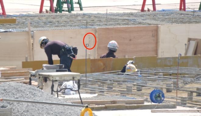 Tokyo Olympic Stadium Construct