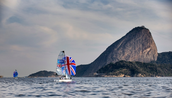 Rio 2016 Paralympic Sailing Competition