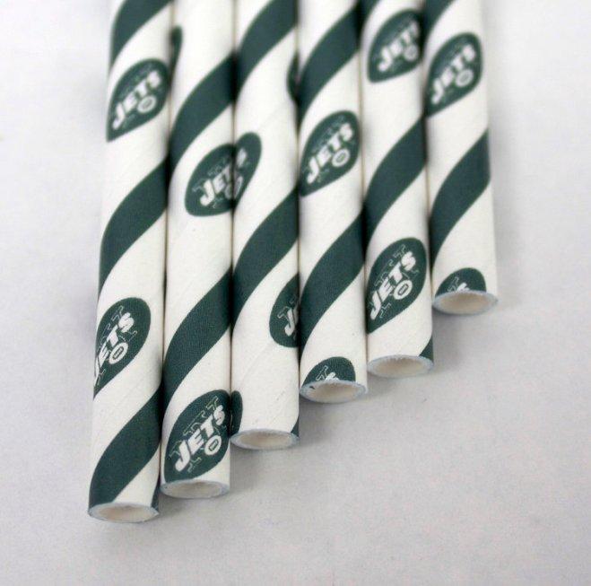 Jets straws