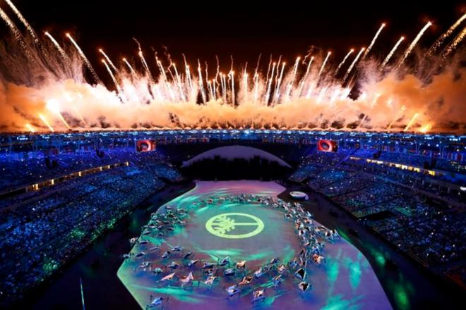 Opening Ceremonies Rio