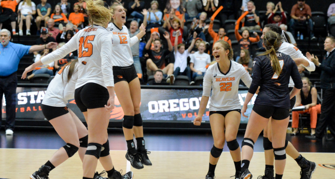 OSU volleyball