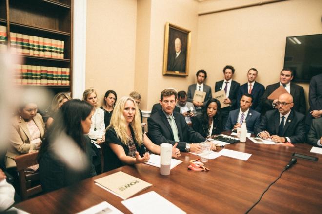 Gretchen Bleiler Capitol Hill Forrest Woodward