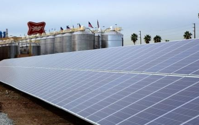 MillerCoors Solar City