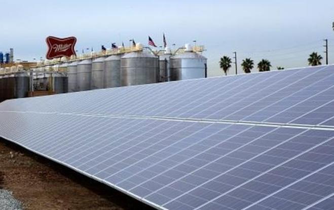 MillerCoors Solar City