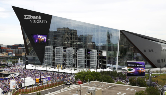 US Bank Stadium MPR News