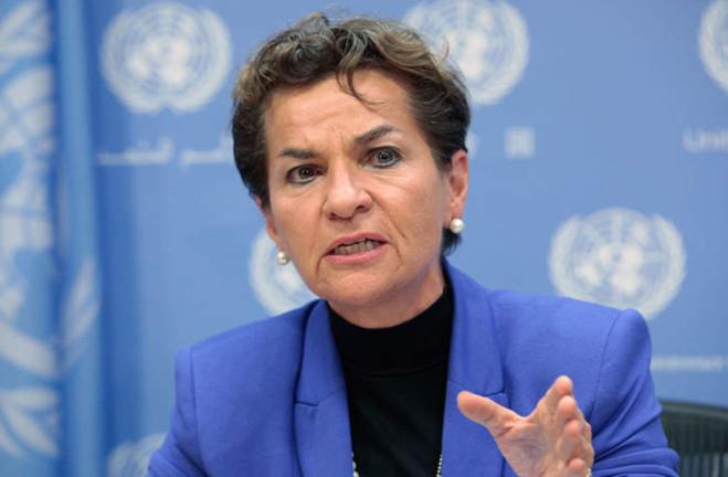 Christiana Figueres GreenBiz