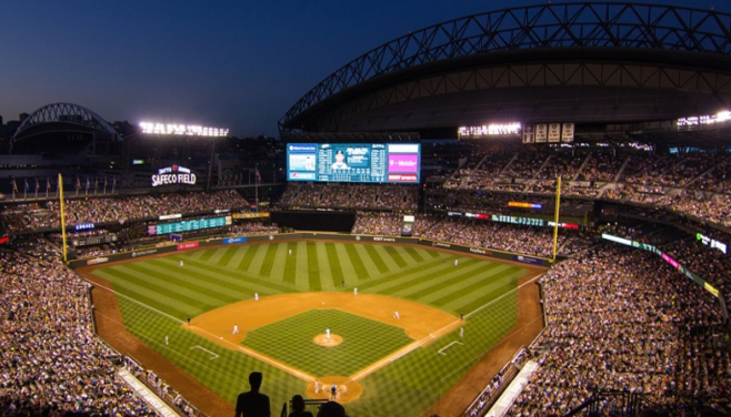 Safeco Field Ballparks of Baseball