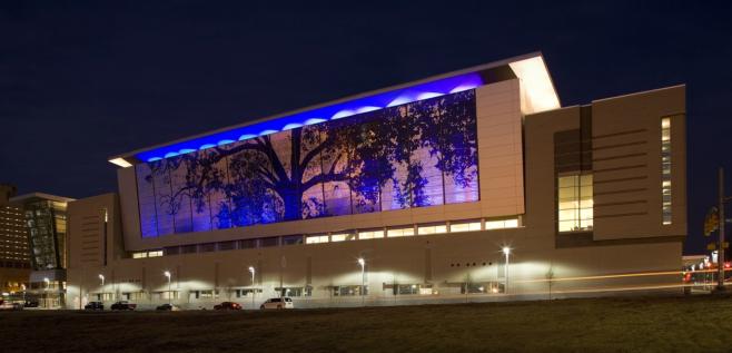 Raleigh Conv Center Barnhill