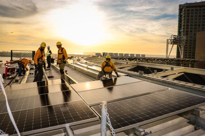 Petco Park Solar Photo 7