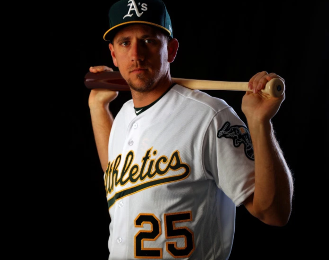 Piscotty A's