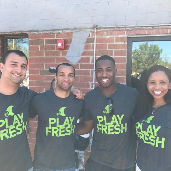 Play Fresh Group Pic