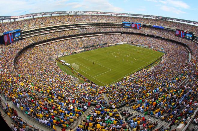 MetLife Stadium NY DN
