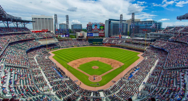 SunTrust Park Ballparks of Baseball