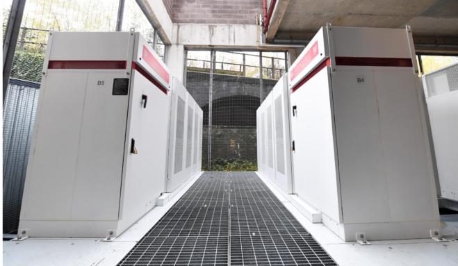 Arsenal Tesla Storage