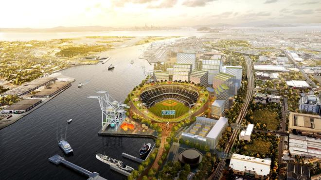 Oakland Ballpark