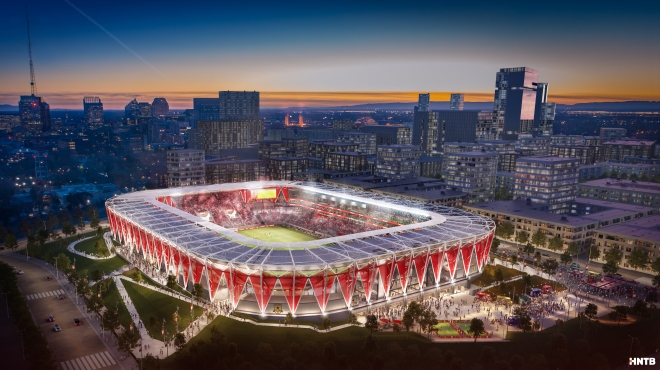 Sacramento Republic MLS Stadium